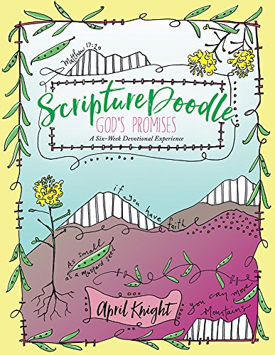(ScriptureDoodle God's Promises: A Six-Week Devotional)
