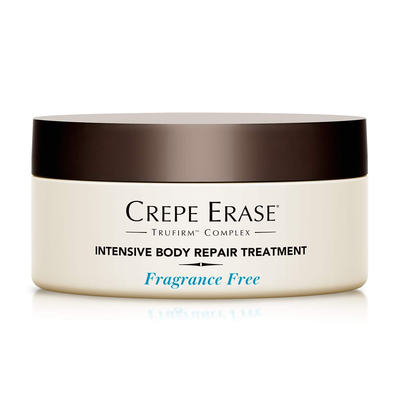 Crepe Erase – Intensive Body Repair Treatment – Fragrance Free – TruFirm Complex – 3.5 Ounces