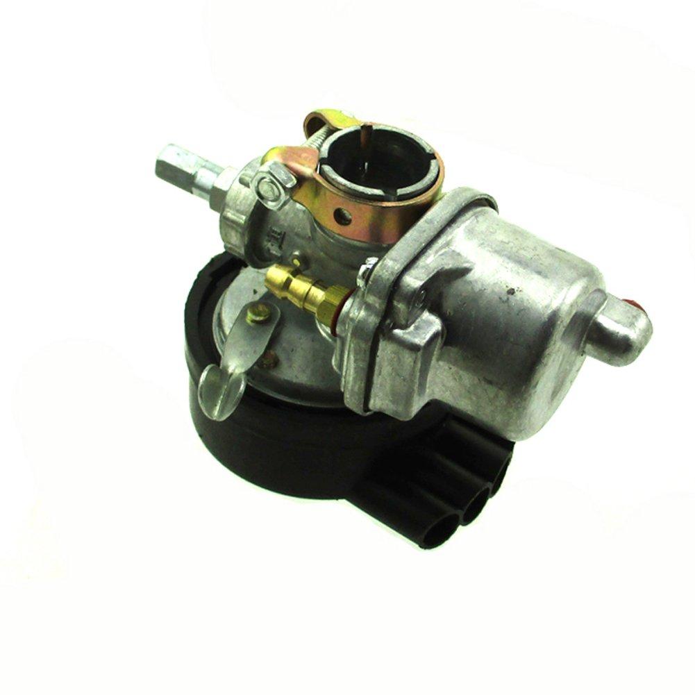 Stoneder 19/mm Carburateur Carb pour moteur 2/temps 50/cc 60/CC 80/cc V/élo motoris/é Push Bike