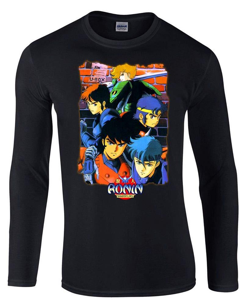 Ronin Warriors Yoroiden Samurai Troopers Anime Unisex Shirt