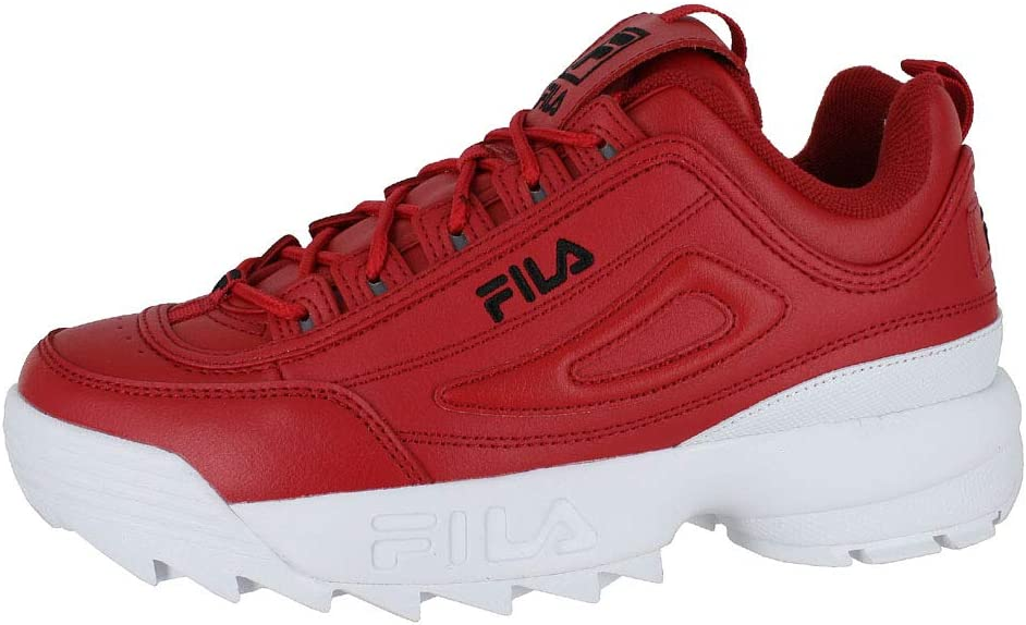 Fila Youth Disruptor II Leather Formateurs: