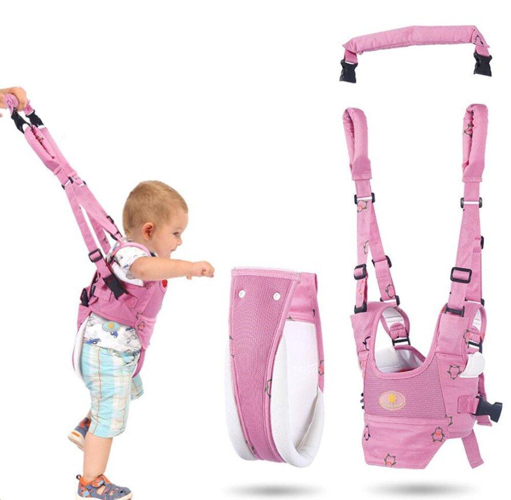 Fun House Cintura Per Bebè Dolce Traspirante Multifunzione Cintura Da Bambino Caduta Lele Sicurezza I Bambini Imparano A Camminare Removibile Regolabile Cintura Di Apprendimento Della Sicurezza [Classe di efficienza energetica A]