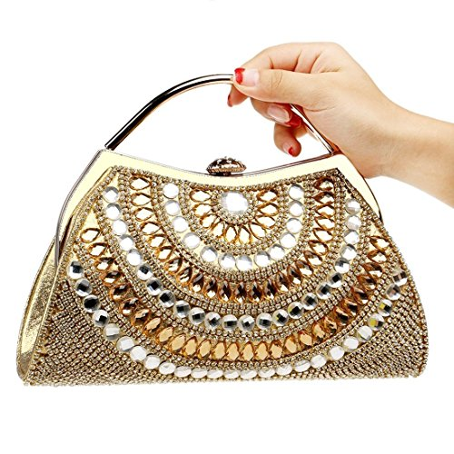 Color New Gold Blue Fly Bag High Dress end Female Dinner Evening Banquet Bag Portable bag evening Clutch 6gqdg