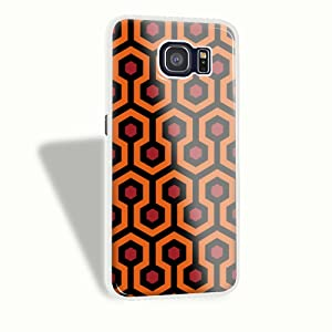 New The Shining Carpet For iPhone and samsung galaxy case (Samsung Galaxy S6 White)