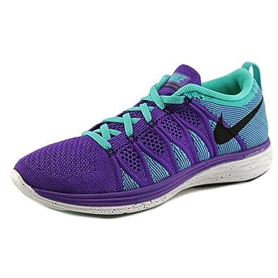 buy popular 1c29c 0e39e Nike Flyknit LUNAR2 Women s Running SHOES-620658-501-SIZE-5 UK Purple   Amazon.in  Shoes   Handbags