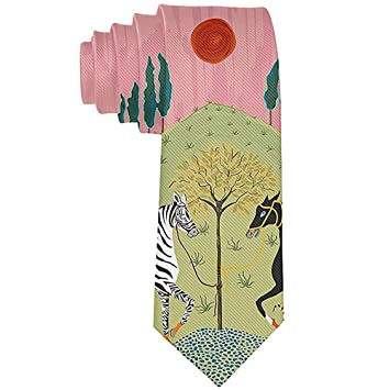 Corbata de moda para hombre Corbata de caballo Corbata de un ...