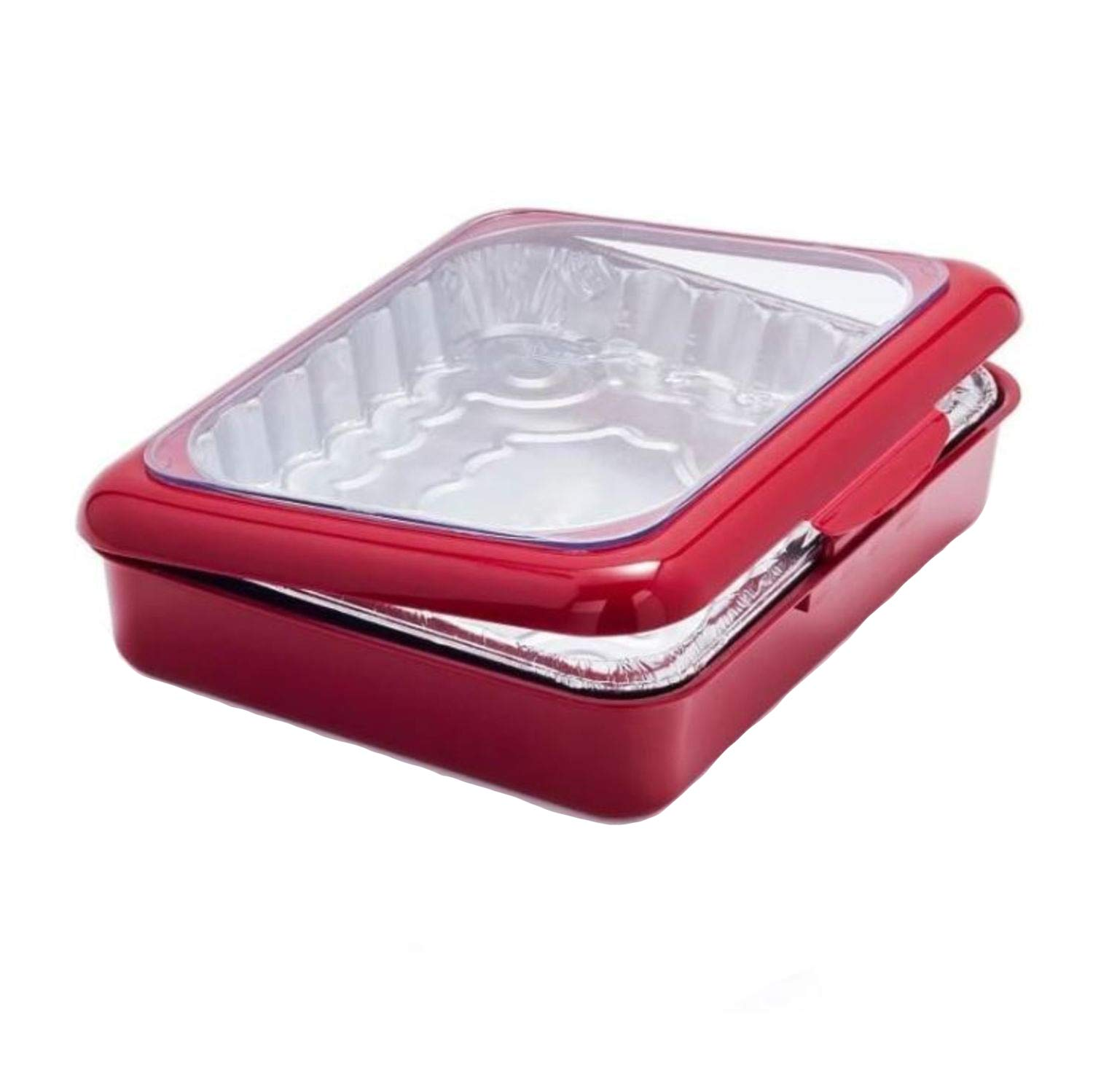 Yakio 2019 The Classy Casserole Carrier (Red) by Yakio