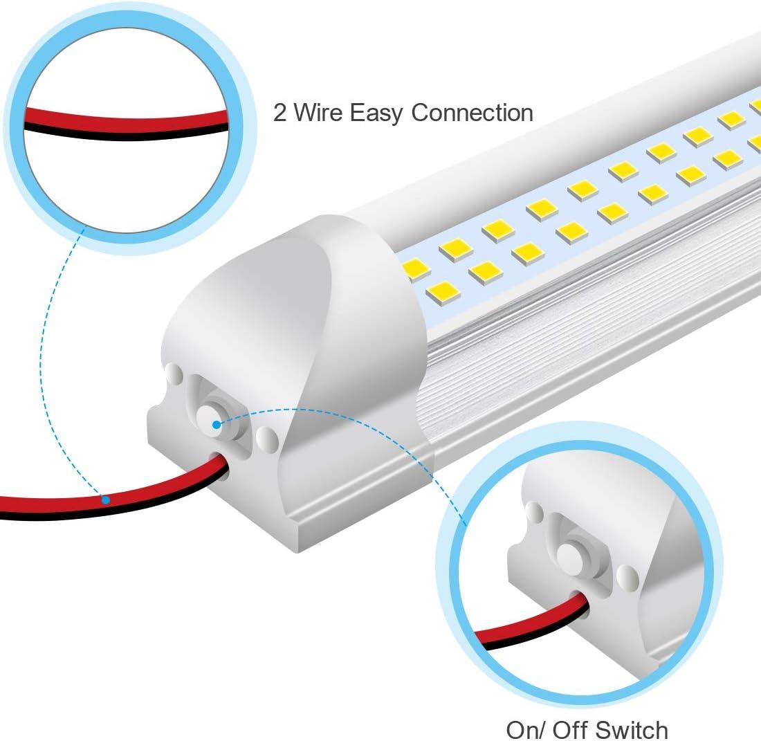 45 A DP Contrôle Interrupteur on//off lumière néon électrique montage simple//double hauteur