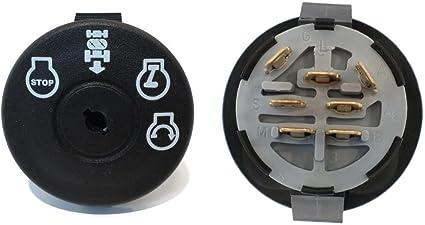 Ignition Key Switch For Husqvarna GTH263T GTH264T GTH2648 GTH2654 GTH2654T