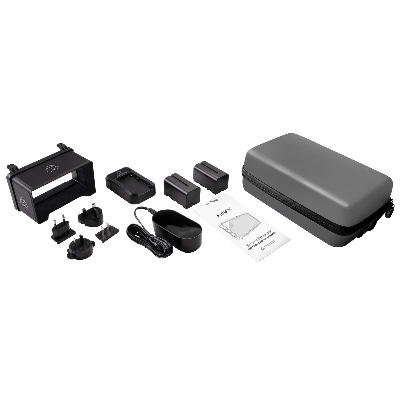 "Atomos 5"" Accessory Kit for Shinobi, Shinobi SDI and Ninja V Monitors"