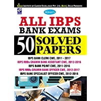 Kiran's All IBPS Bank Exams 50 Solved Papers - 1952