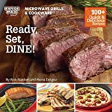 Range Mate Pro Microwave Grill 'Ready, Set Dine' Cookbook