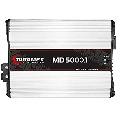 Taramp's MD 5000.1 2 Ohms 5000 Watts Class D Full Range Mono Amplifier: Electronics