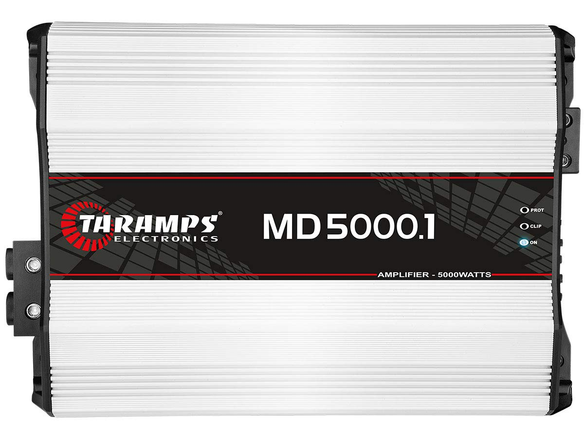 Radiator 5000 Watt.Taramp S Md 5000 1 1 Ohm 5000 Watts Class D Full Range Mono Amplifier
