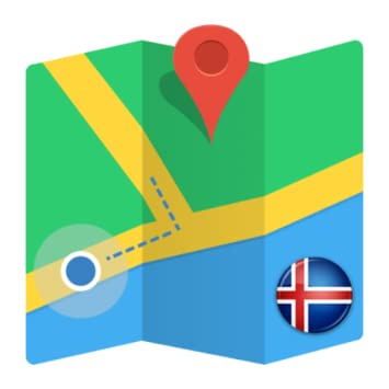 Amazon.com: RouteMe Iceland - Offline Routing & Maps: Appstore for on online interactive maps, advertising maps, print maps, service maps, facebook maps,