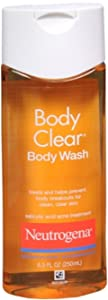 Neutrogena Body Clear Body Wash 8.50 oz (Pack of 2)