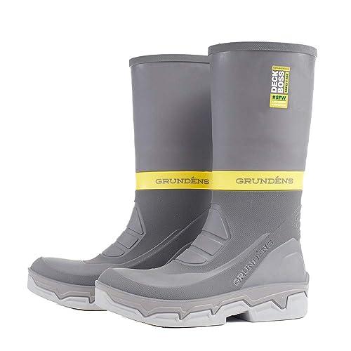 212955eaa91 Grundéns Deck-Boss Boot Safety Toe