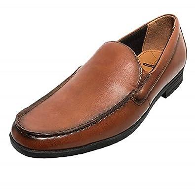 518b1396c1ea Amazon.com | George Men's Thomas Loafer Dress Shoe, Brown | Loafers ...