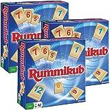 Pressman Rummikub-The Original Rummy Tile Game 3-Pack 3