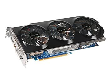 Gigabyte AMD Radeon HD 7870 2 GB GDDR5 DVI-I/HDMI/2x Mini-Displayport PCI-Express 3.0 Graphic Card GV-R787OC-2GD