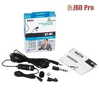 Boya Mics for DSLR Cameras, Smartphone & Action Cameras - JSD Pro® (BOYA by-M1)