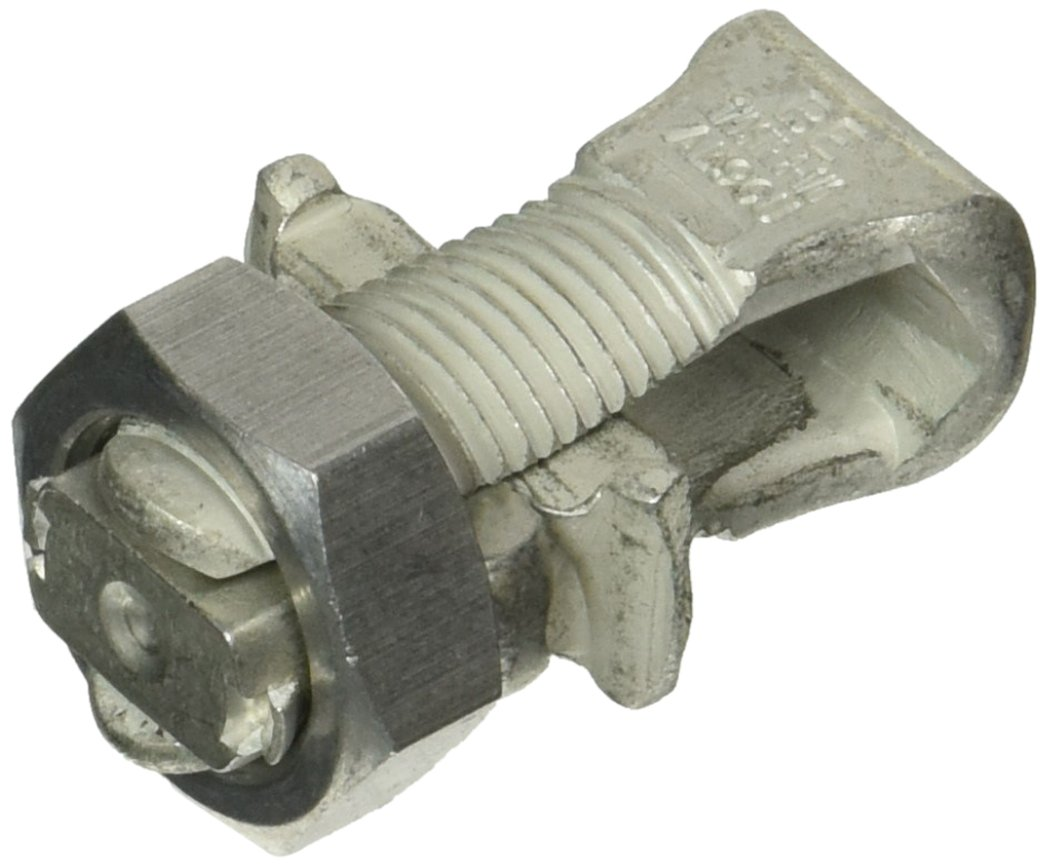 NSI APS11 Split Bolt Connector 6 AWG Solid-1/0 AWG Stranded 600 Volt Aluminum Alloy