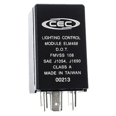 CEC Industries ELM468 Lighting Module: Automotive