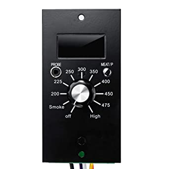 TuToy 120V Digital Thermostat Control Board + Sonda Para ...