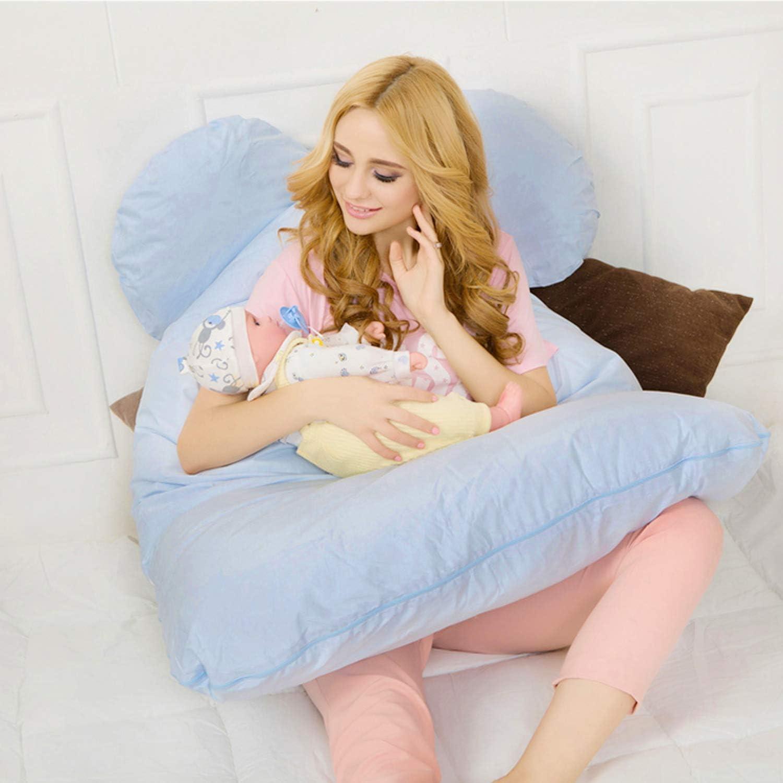Futurebatt 57″ Full Body Pregnancy Pillow
