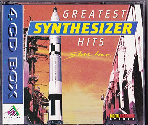 Star Inc. - Greatest Synthesizer Hits Disc 2 - Zortam Music