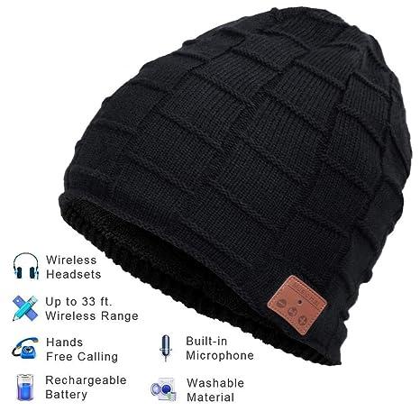GHONLZIN Bluetooth Hat b5e1cb7f1a74