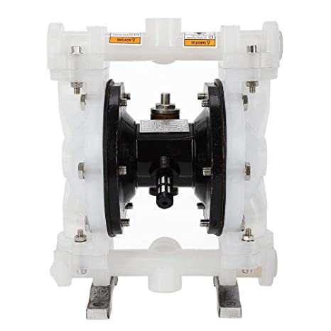 Amazon com: Air-Operated Double Diaphragm Pump,No Need to