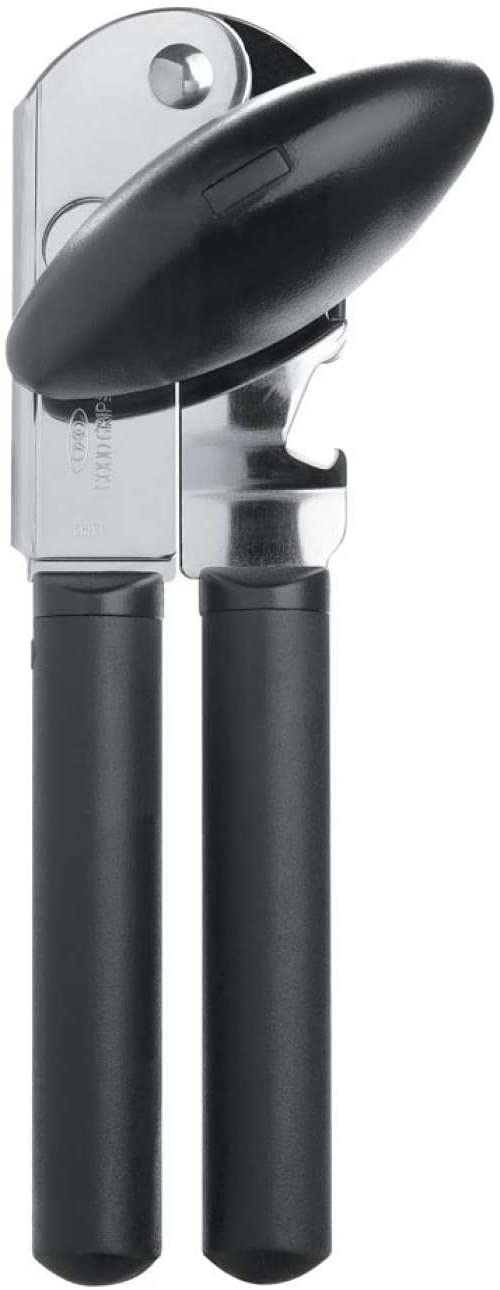 OXO Good Grips Soft-Handled Can Opener,Black,None: Home & Kitchen