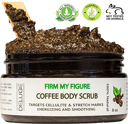 Coffee And Honey Face Scrub