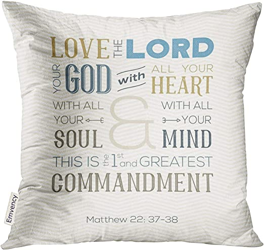 how to use decorative pillows amazon com upoos throw pillow cover verse of bible or use as how to use throw pillows on a bed upoos throw pillow cover verse of bible