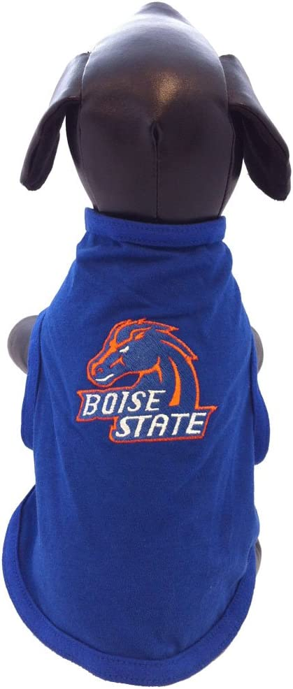 Boise State MESH Dog Bandana Small