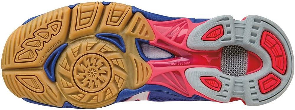 Mizuno Wave Bolt Wos Chaussures de Volleyball Femme