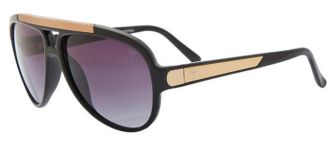 Guess - Gafas de sol - para hombre Negro negro: Amazon.es ...