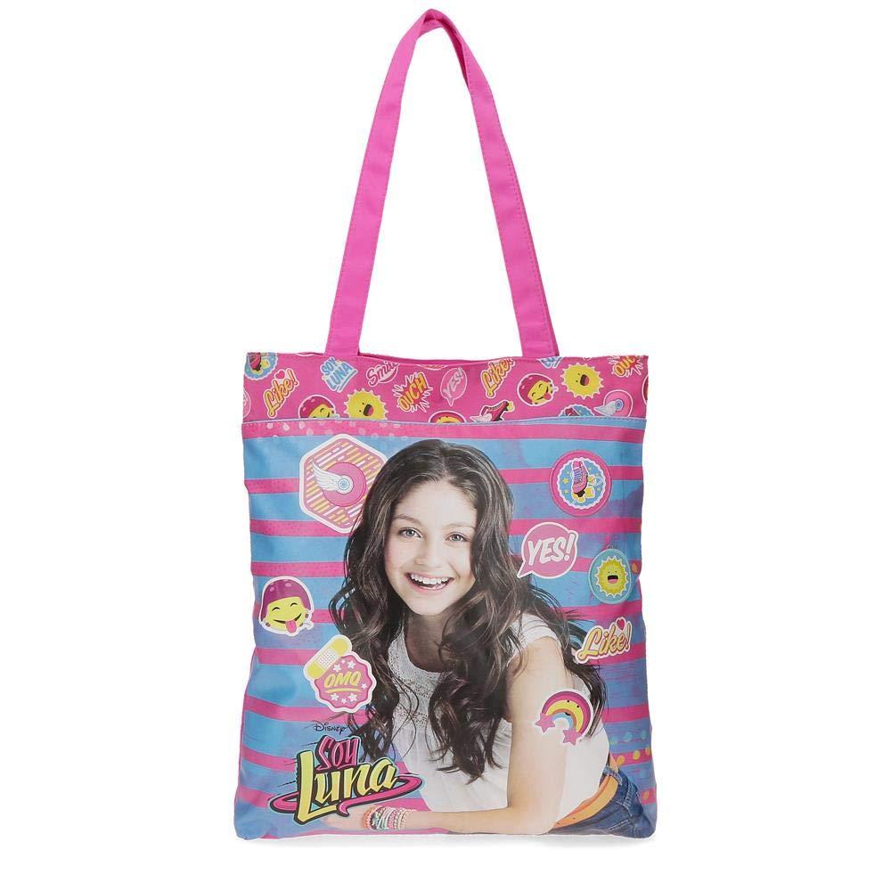 Disney Messenger Bag Pink 3396351 6.08 Liters 38 cm