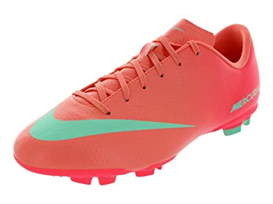 ef312fc5dcafa Nike Jr Mercurial Victory IV Fg (3. 5) Pink: Amazon.in: Shoes & Handbags