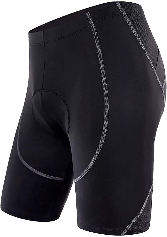 Sportneer Men's Cycling Shorts 4D Coolmax