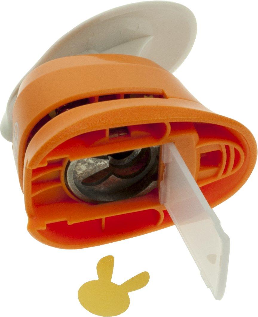 Wiler CPEF210 Fustella per Carta ed Eva Foam a Forma di Fiore di Ciliegio misura 25mm