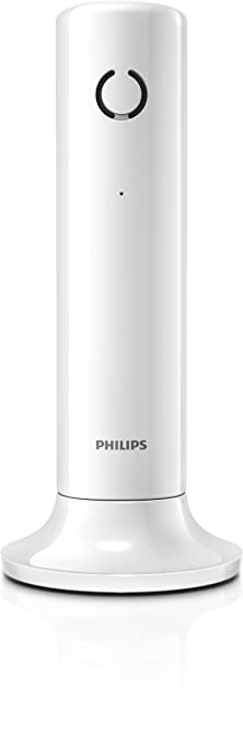 262 opinioni per Philips M3301W/23 Linea Telefono Cordless, Bianco