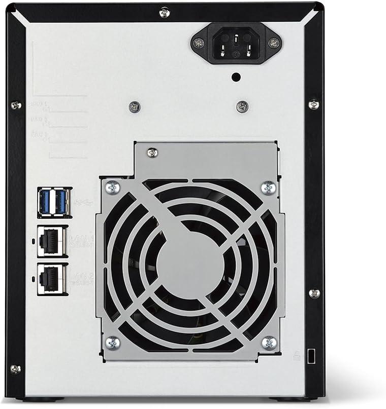 BUFFALO TeraStation 3410DN Desktop 8 TB NAS Hard Drives Included ...