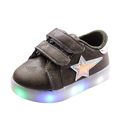 Clode/® for 1-6 Years Old Toddler Baby Girls Boys Casual Sneakers Leather Sport Shoes Outdoor Cute Shoes