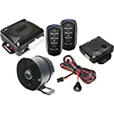 Pyle PWD701 4 Button Car Remote Door Lock Vehicle Security System