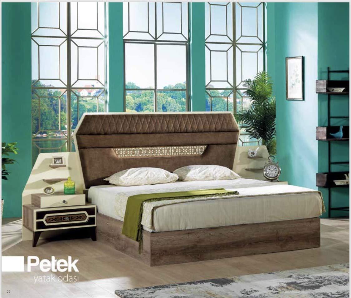 Petek Turkish Furniture Bedroom Set Amazon Co Uk Kitchen Home