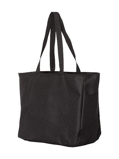 3558d6a159b Amazon.com: Liberty Bags. Black. One Size. 8815. 00671867634662: Clothing