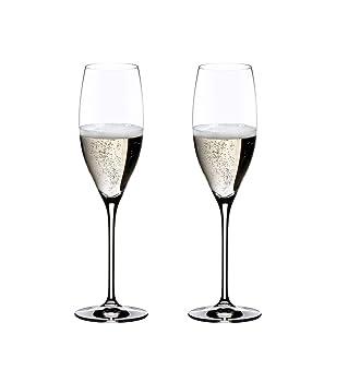 RIEDEL 7.8 oz Vinum Cuvee Prestige Wine Champagne Glass