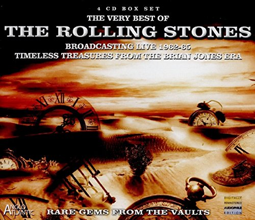 The Very Best of Rolling Stones Broadcasting Live (4CD)